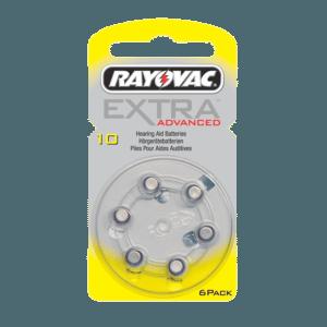 Rayovac Batterijen